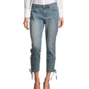 Michael Kors Jeans Size 16 Light Vintage Wash $155